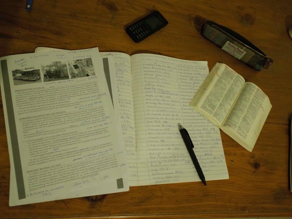 12_仏語勉強
